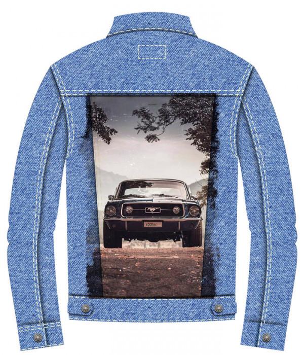 Купить Джинсовая куртка Мустанг
