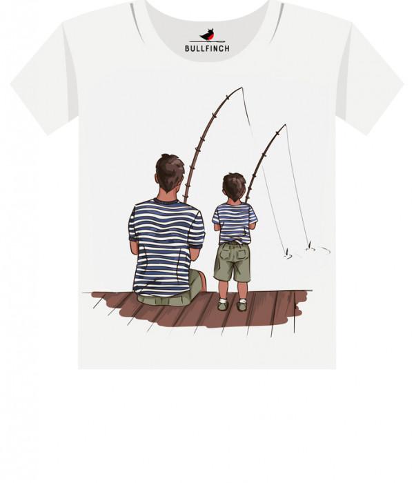 Купить Футболка Рыбалка