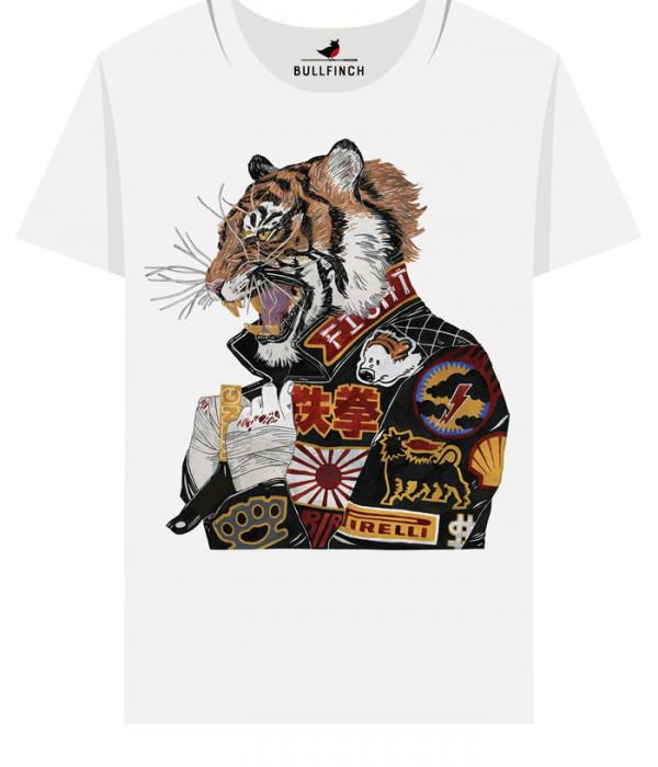 Купить Футболка Тигр