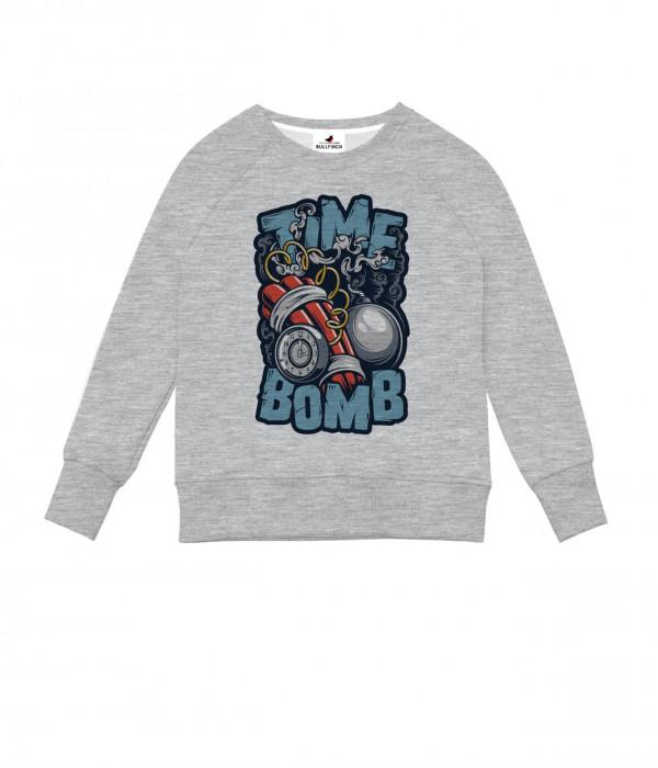 Купить Свитшот Time Bomba