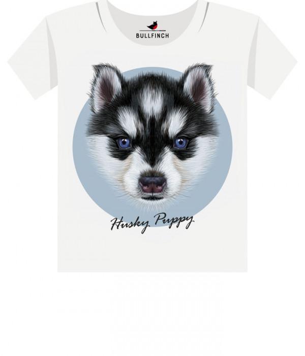 Купить Футболка Husky Puppy