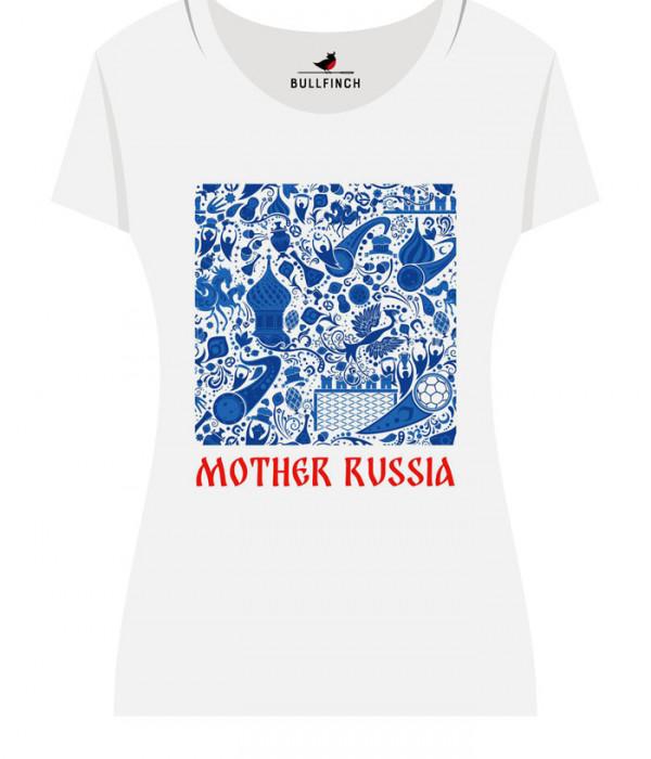 Купить Футболка Mother Russia