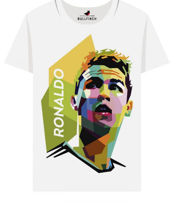 Купить Футболка Ronaldo Arts