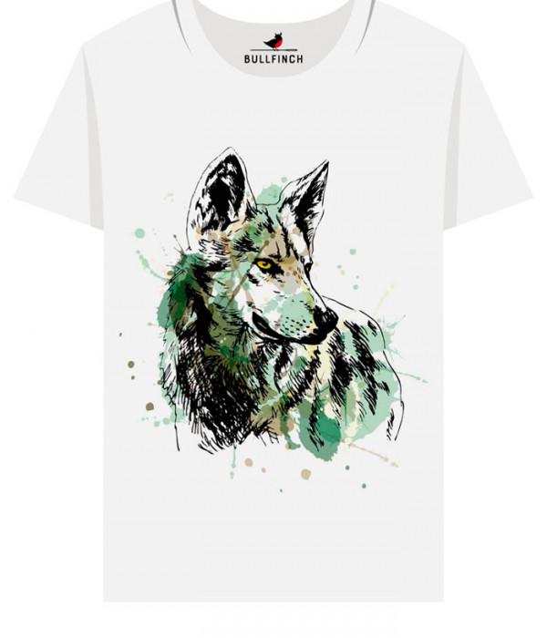 Купить Футболка Степной волк