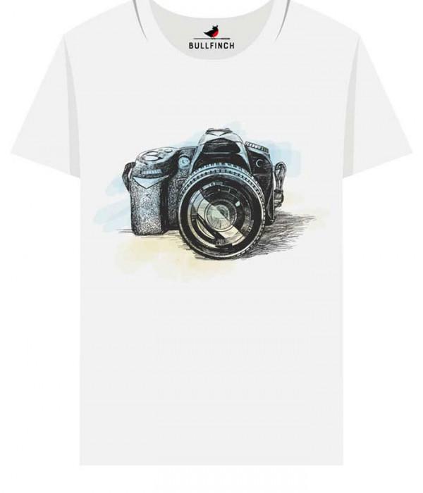 Купить Футболка Камера