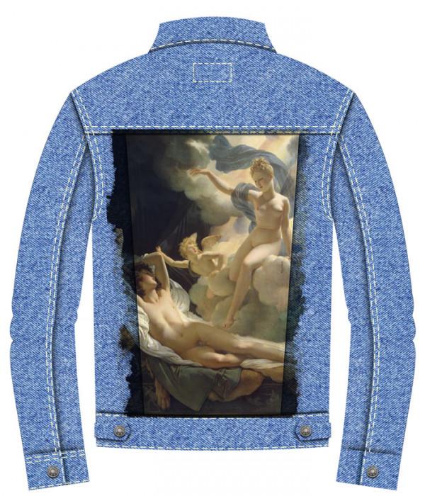 Купить Джинсовая куртка Морфей и Ирида