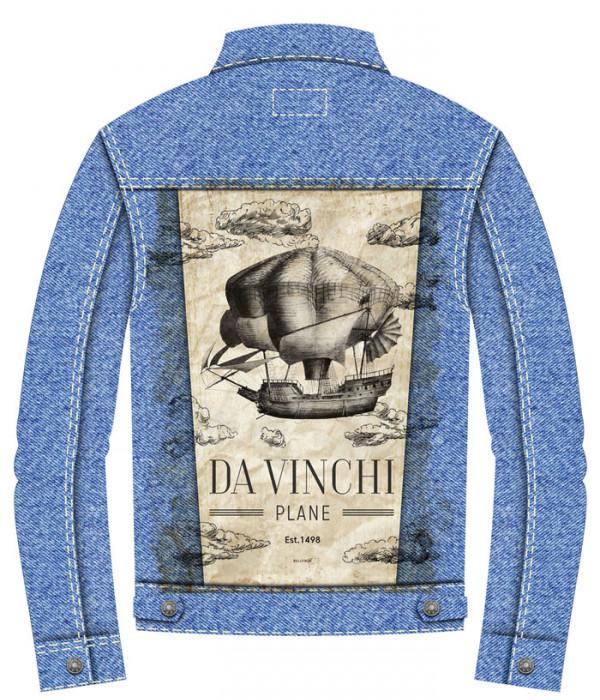 Купить Джинсовая куртка Da Vinchi