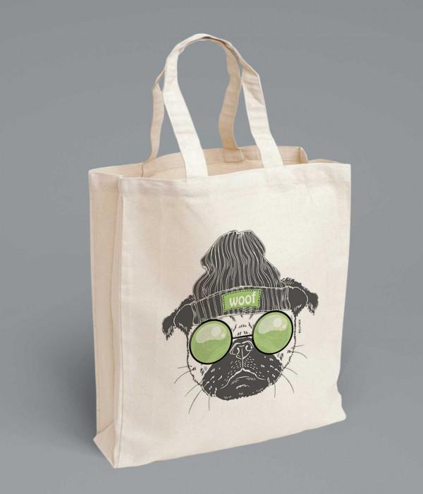 Купить Сумка Зеленые очки