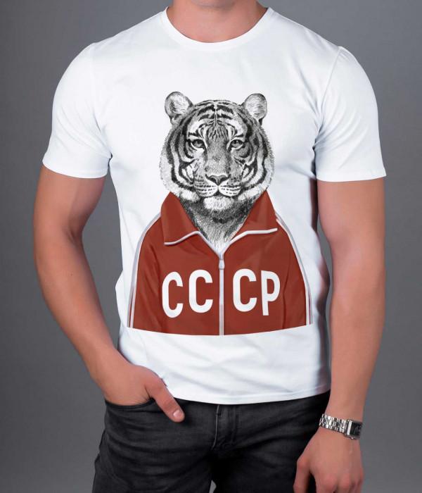 Купить Футболка Советская сила