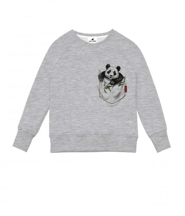 Купить Свитшот Панда в кармашке