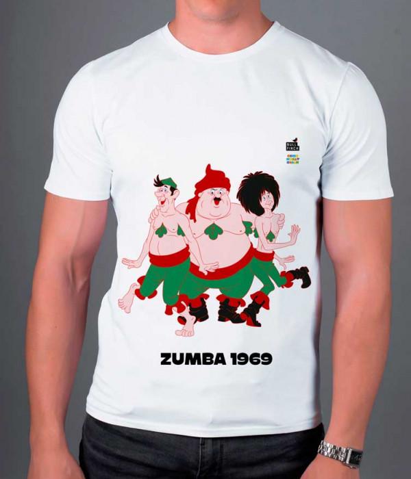 Купить Футболка ZUMBA 1969 SMF