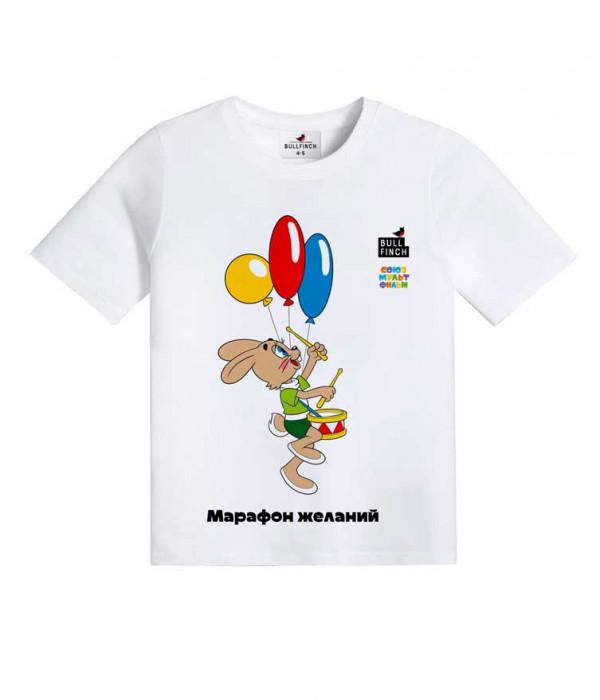 Купить Футболка Марафон Желаний SMF