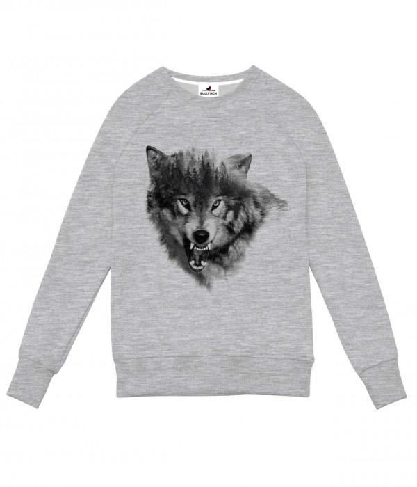 Купить Свитшот Лесной Волк