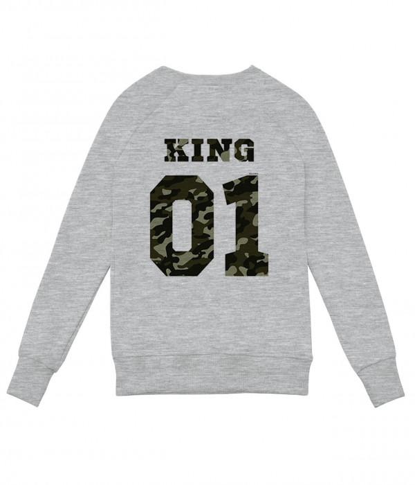 Купить Свитшот KING 1